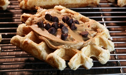 $16 for Three Bags of Take-Home Waffles from Waffle Brothers ($27 Value)