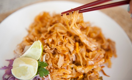 Southeastern Asian Cuisine at JC's Sunnyside Restaurant (Half Off)