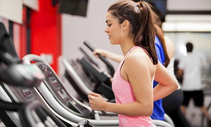 image for Ten Gym Passes for One or Two at LC Fitness (Up to 81% Off)
