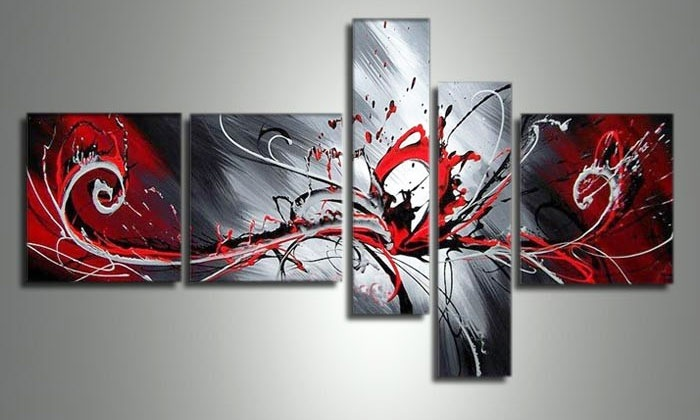 FabuArt.com: Paintings, Sculptures, and Art from Abstractartwork.com (61% Off). Two Options Available.