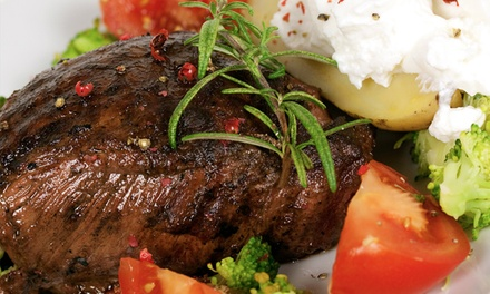 American Cuisine at Lemp Mansion Restaurant & Inn (50% Off). Two Options Available.