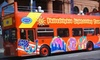 Philadelphia Sightseeing Tours - Old City: Historical Hop-On Hop-Off Tour for One, Two, or Four from Philadelphia Sightseeing Tours (Up to 56% Off)