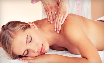 Choice of 60-Minute Massage or Glycolic Peel (a $140 value) - Art of Natural Beauty Center in Brooklyn