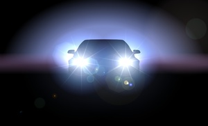 Up to 57% Off Headlight Restoration at On the Spot Auto Detail, plus 6.0% Cash Back from Ebates.