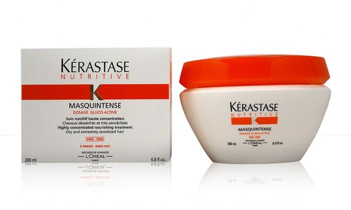 Kérastase: Kérastase Nutritive Masquintense Unisex Hair Mask for Thick or Fine Hair (6.8 Oz.)