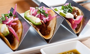 Bracket Room: $12 for $20 Worth of Contemporary American Food and Drink for Two at Bracket Room