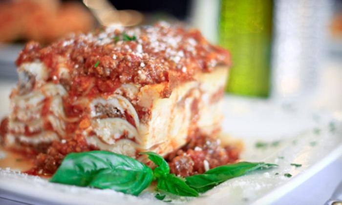 Capri Ristorante - Oak Park: Italian Food for Two or More or for Four or More at Capri Ristorante (50% Off)