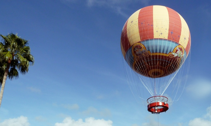 Aerophile - Lake Buena Vista: Characters in Flight Tethered Balloon Ride for One or Two from Aerophile (Up to 44% Off)