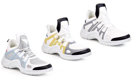 Henry Ferrera Women's Fashion Sneakers