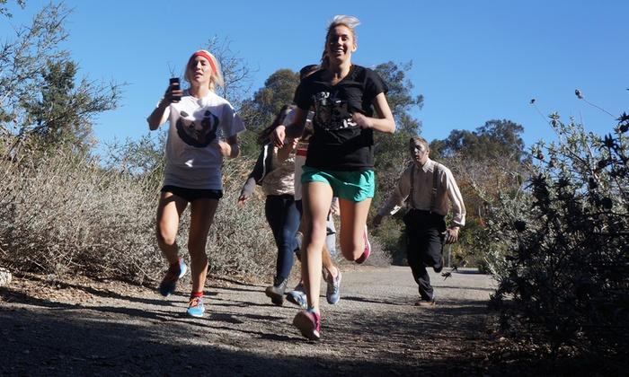 J6 Events - Rancho Santa Ana Botanic Garden: $35 for Race Entry to the Dead Garden Run: Zombie Apocalypse on May 2 (Up to $59 Value)