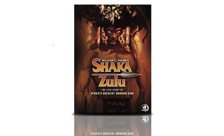 Shaka Zulu: The Complete Epic on DVD