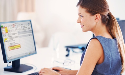 $29 for an Online Microsoft Office Certification Package from iactonline ($623 Value)