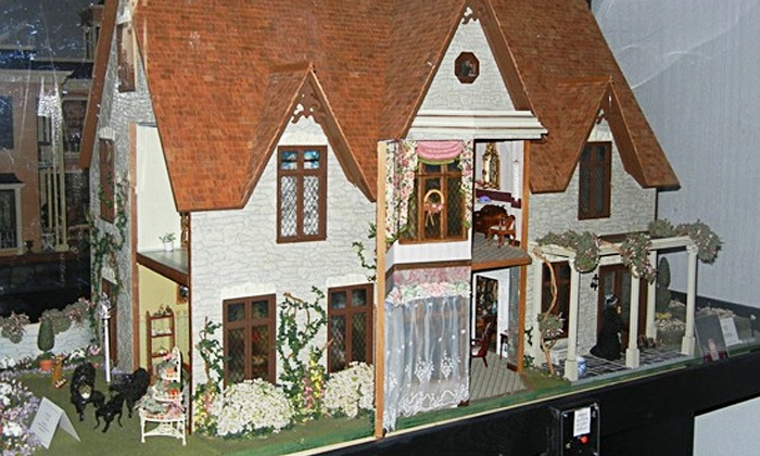 Miniature Museum of Greater St. Louis - Bevo: Visit for Four, Six, or Eight Adults to the Miniature Museum of Greater St. Louis (Up to Half Off)
