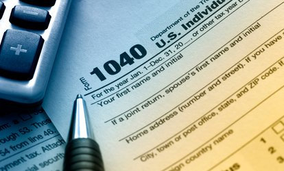 Up to 79% Off Income Tax Returns