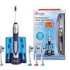 PURSONIC S500 Deluxe Plus Rechargeable Sonic Toothbrush