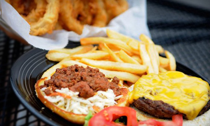 Twin City Diner - Winston Salem: $10 for $20 Worth of Southern Comfort and Diner Food at Twin City Diner