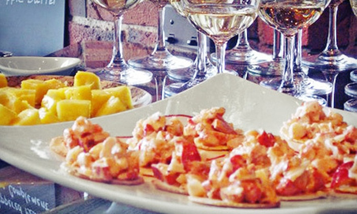 Maine Foodie Tours - Downtown: $49 for the Old Port Culinary Tour for Two from Maine Foodie Tours ($90 Value)