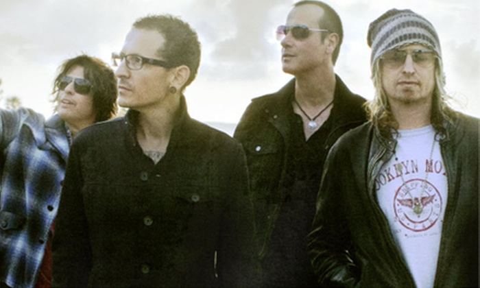 Stone Temple Pilots w/Chester Bennington - Township Auditorium: Stone Temple Pilots with Chester Bennington on Friday, September 20, at 8 p.m. at Township Auditorium (Up to 60% Off)