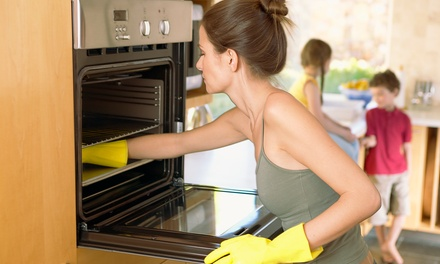 Exhaust Fan Filter with Single $49 or Double Oven Cleaning $69 at Bimpaa Cleaning Up to $120 Value