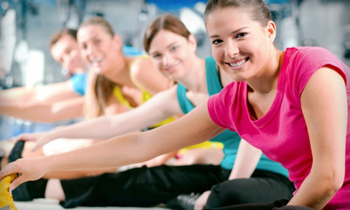 Knockout Babes Fitness - Medway: $20 for 10 Boot-Camp Classes at Knockout Babes Fitness ($100 Value)