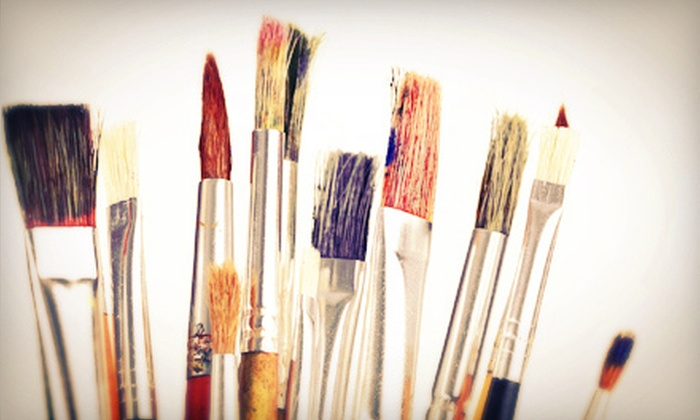 Berto Ortega Painting Lessons - Central Business District: Two-Hour Class for One or Two at Berto Ortega Painting Lessons (Up to 59% Off)