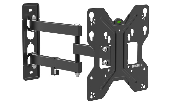 Emerald Fixed Tilt And Swivel And Full Motion Tv Mounts