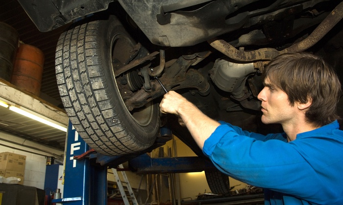 CarCraft Advanced - Oak Forest: Wheel Alignment or Diagnostic Check at CarCraft Advanced (Up to 53% Off)