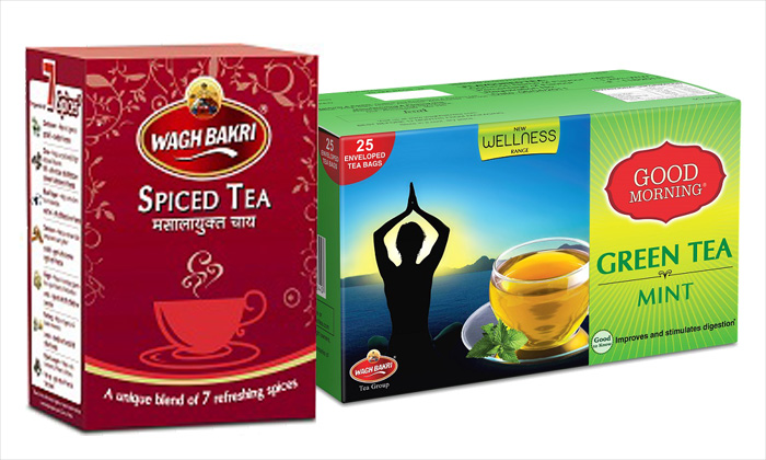Wagh Bakri Tea Vending Machine 1 Wagh Bakri Spiced Tea