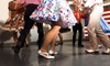 Clutch Busters - Holbrook: Ten Square Dance Classes for One or Two at Clutch Busters (Up to 62% Off)