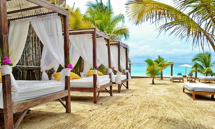 Mayan princess beach resort parent account in roatan for Accolades salon groupon