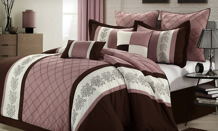 Chic Home Design Comforter Sets: Chic Home Design Queen Or King Comforter  Sets (Up
