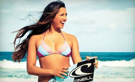 One full-day surfboard or standup-paddle board rental