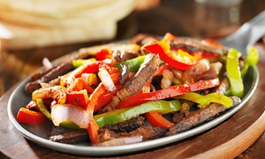 Lone Spur Grill And Bar: Southwestern Cuisine and Margaritas at Lone Spur Grill And Bar (Up to 46% Off). Three Options Available.