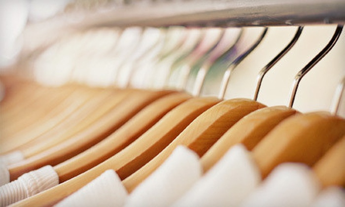 Same Day Dry Cleaners - Wichita: Dry Cleaning, Cleaning for Any Size Comforter, or Wedding-Gown Preservation at Same Day Dry Cleaners (Up to 60% Off)