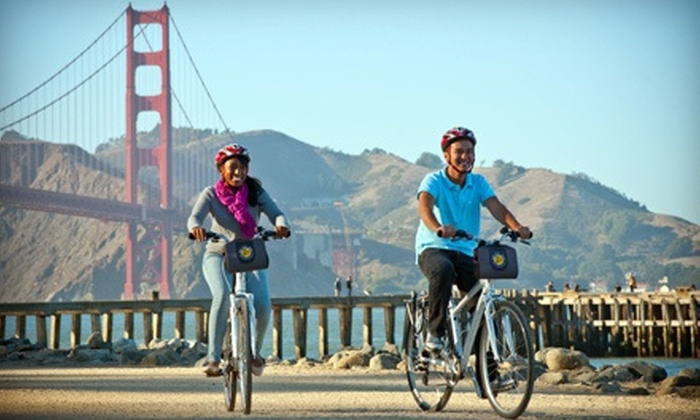 Bay City Bike - Bay City Bike Rentals & Tours: Bike Rental and Tours for Two or Four from Bay City Bike (Half Off)