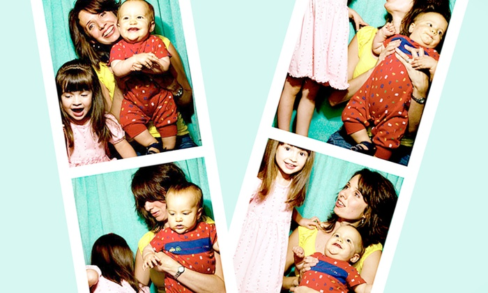 In & Out Photo Booth - San Francisco: Three- or Four-Hour Photo-Booth Rental from In & Out Photo Booth (Up to 57% Off)