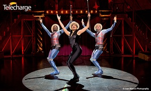 """pippin"" At Music Box Theatre, August 19-31 (up To 39% Off)"