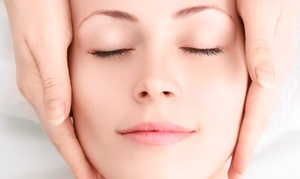 Oni's Magic Fingers Skin Care: One 60-Minute Organic Signature Facial Package at Oni's Magic Fingers Skin Care (Up to 59% Off)
