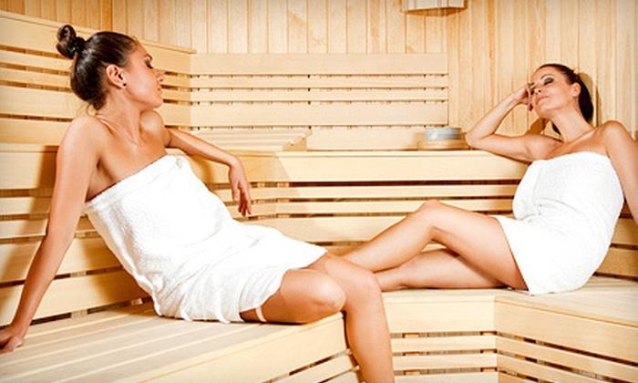 Natural Body Health & Wellness - Ann Arbor: Five Migun Thermal Massages or Five Infrared-Sauna Sessions at Natural Body Health & Wellness (Up to 59% Off)