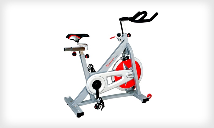 Sunny Pro Indoor Cycling Bike: $259 for a Sunny Health & Fitness Pro Indoor Cycling Bike ($499 List Price). Free Shipping and Free Returns.