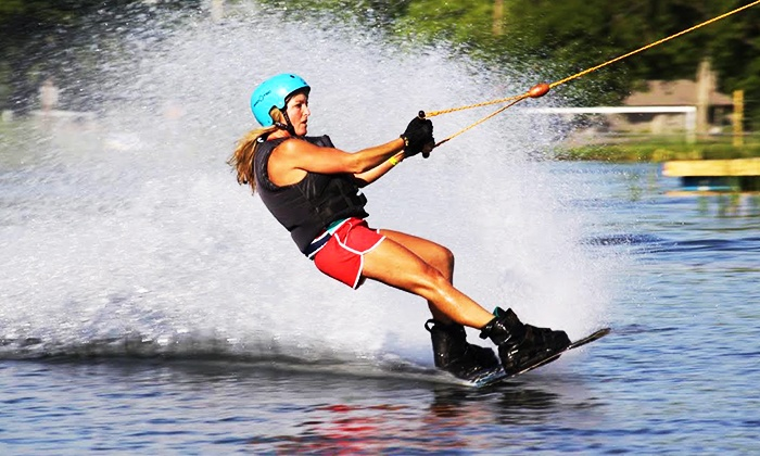 Wake Nation Houston - Alvin-Pearland: Two Hours of Watersport Riding with Rental Gear for One, Two, or Four at Wake Nation Houston (Up to 53% Off)