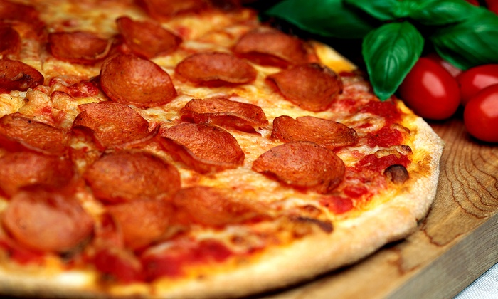 Barbaro's Pizzeria - Canton: $12 for $20 Worth of Pizza and Italian Food at Barbaro's Pizzeria