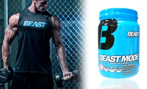 Beast Sports Nutrition Mode 45 Serving Preworkout Supplement In Pink Lemonade Or Punch