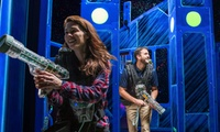 Laser Tag or Birthday Party for Up to 10 at Laser Quest (Up to 51% Off). Five Options Available.