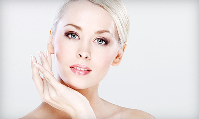 Springhall Aesthetics - Goose Creek: One or Three Sonoderm Aquabrasion Treatments at Springhall Aesthetics in Goose Creek (Up to 61% Off)