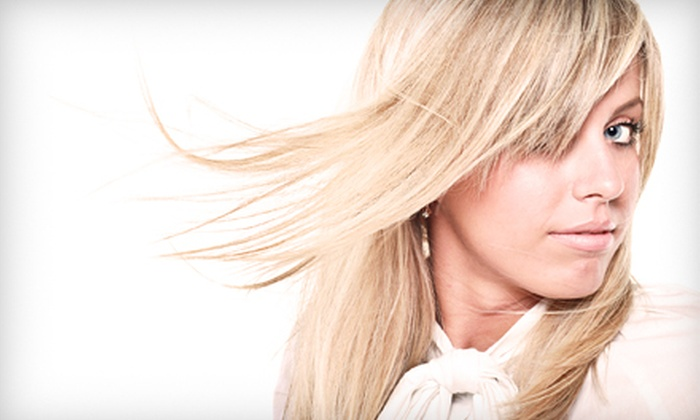 Studio 31 Hair Lab - Neartown/ Montrose: Haircut Package with Optional Color, Partial Highlights, or Full Highlights at Studio 31 Hair Lab (Up to 70% Off)