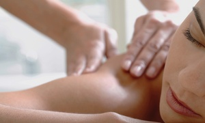 Massage Time: $69for Two 60-Minute Massages at Massage Time ($130 Value)