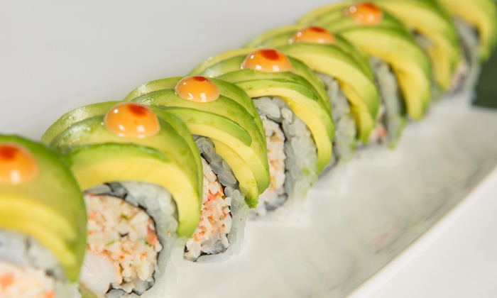 Geisha sushi coupon
