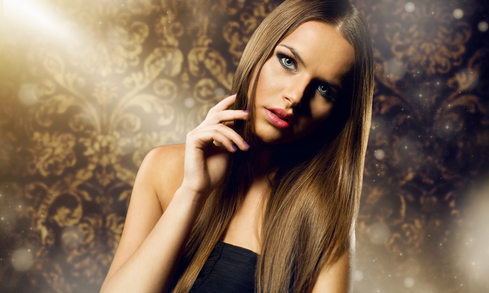 Great Fusion Hair - Koreatown: $399 for Braid-less Hair Extensions at Great Fusion Hair ($800 Value)