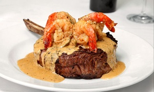 Mike Shannon's Steaks and Seafood: $30 for $50 Worth of Steakhouse Dining at Mike Shannon's Steaks and Seafood